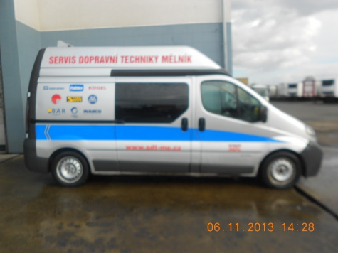 Renault  trafic SDT
