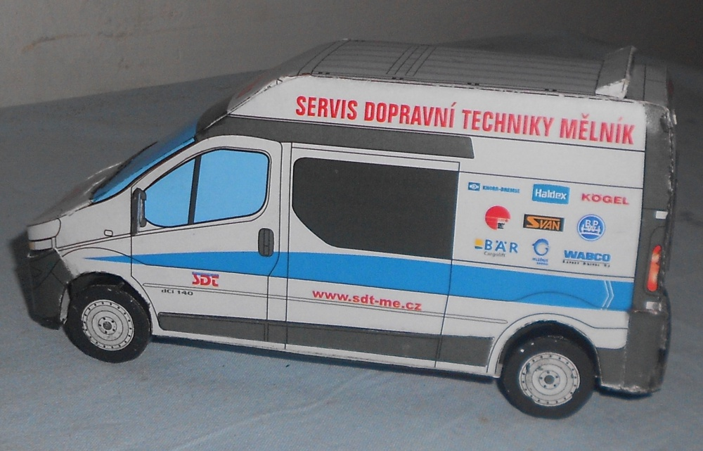 Renault  trafic SDT