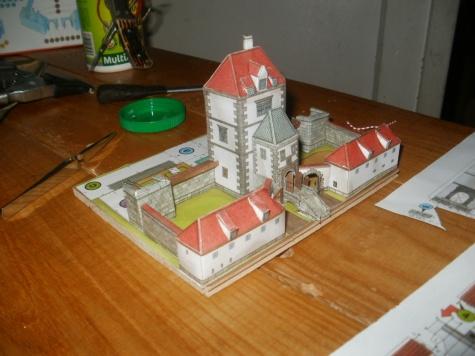 renezanční zámek