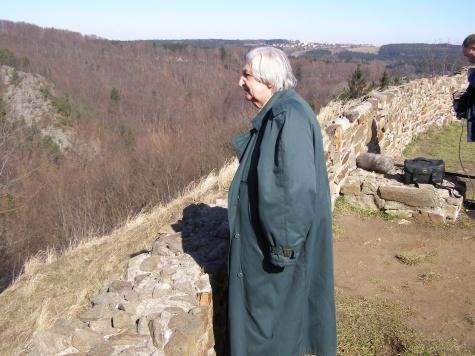 Richard Vyškovský na Lichnici