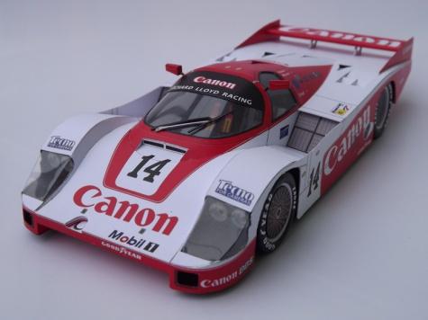 Richard Lloyd Racing Porsche 956B, Le Mans 1985,