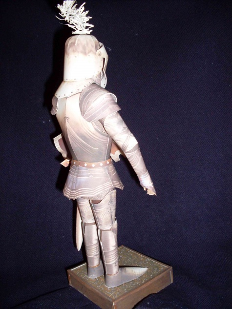 Ritter Rudolf-Knight in Armour