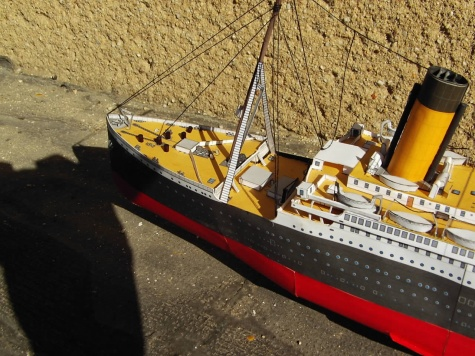 Rms Titanic by ZED