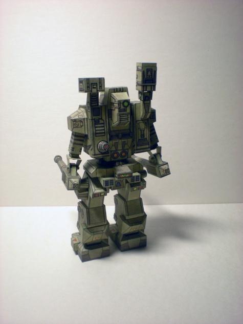 Robot Battletech VHM-6R