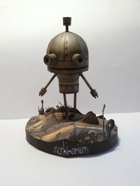 Robot Josef -  Machinarium