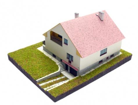 Rodinný dům z Chrudimska