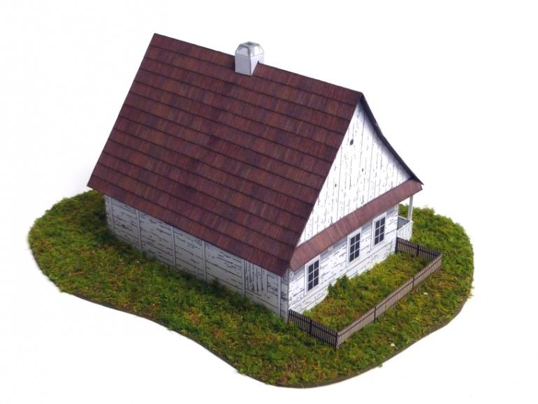 Rodný domek Prokopa Diviše v Žamberku