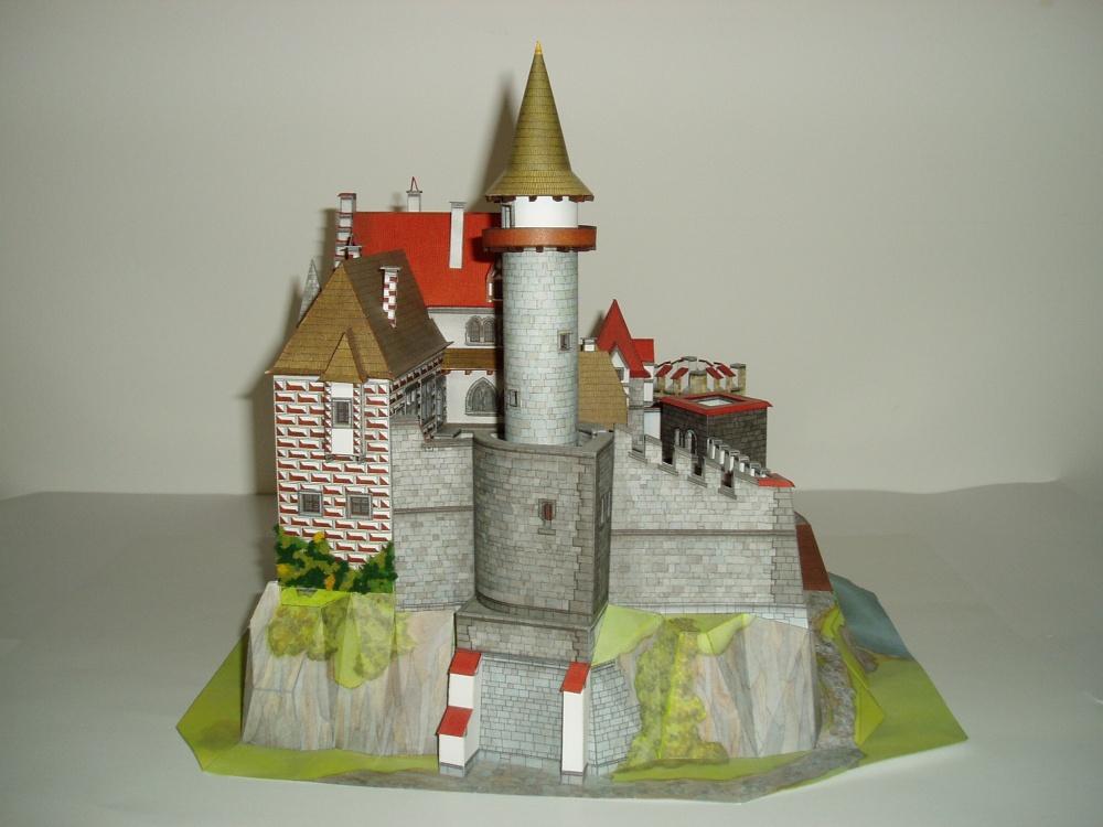 Romantický hrad