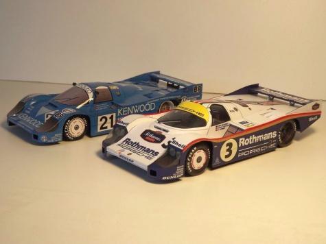 Rothmans Porsche 956, Le Mans Winner 1983
