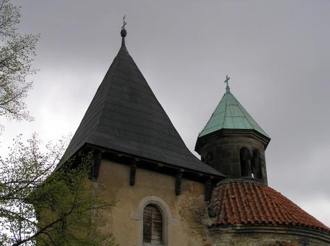 Rotunda Nanebevzetí Panny Marie - Holubice
