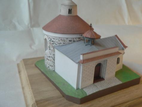 Rotunda Nanebevzetí Panny Marie - Plaveč
