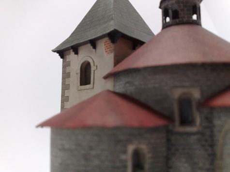 Rotunda Narodenia Panny Marie - Holubice