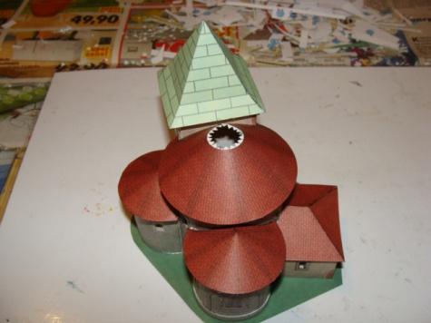 Rotunda Narození Panny Marie - Holubice