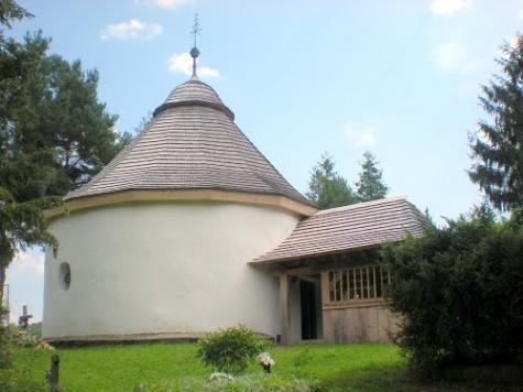 rotunda SV. Anny Prihradzany SK