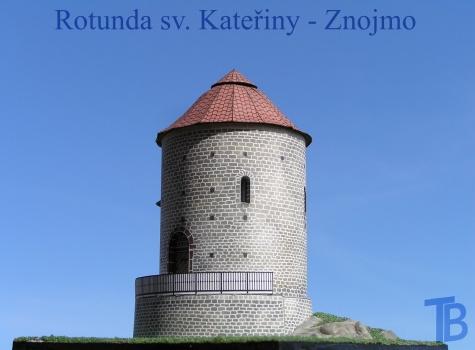 Rotunda sv. Kateřiny - Znojmo
