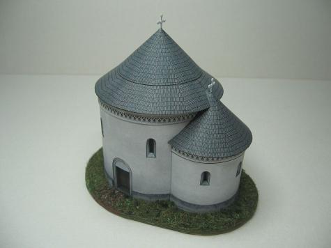 Rotunda sv. Kríža - Križovany nad Dudváhom