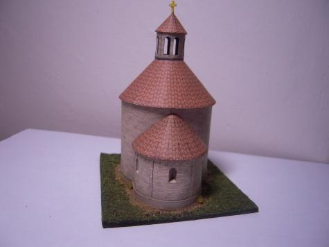 Rotunda sv. Kříže menšího