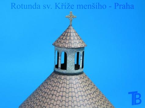 Rotunda sv. Kříže menšího - Praha