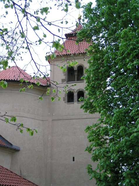 Rotunda sv. Petra a Pavla - Budeč