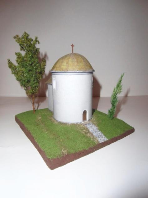 rotunda Sv.Archanděla Michaela - Malé Kosihy