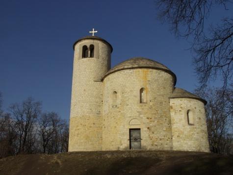 rotunda Sv.Jiří - Říp