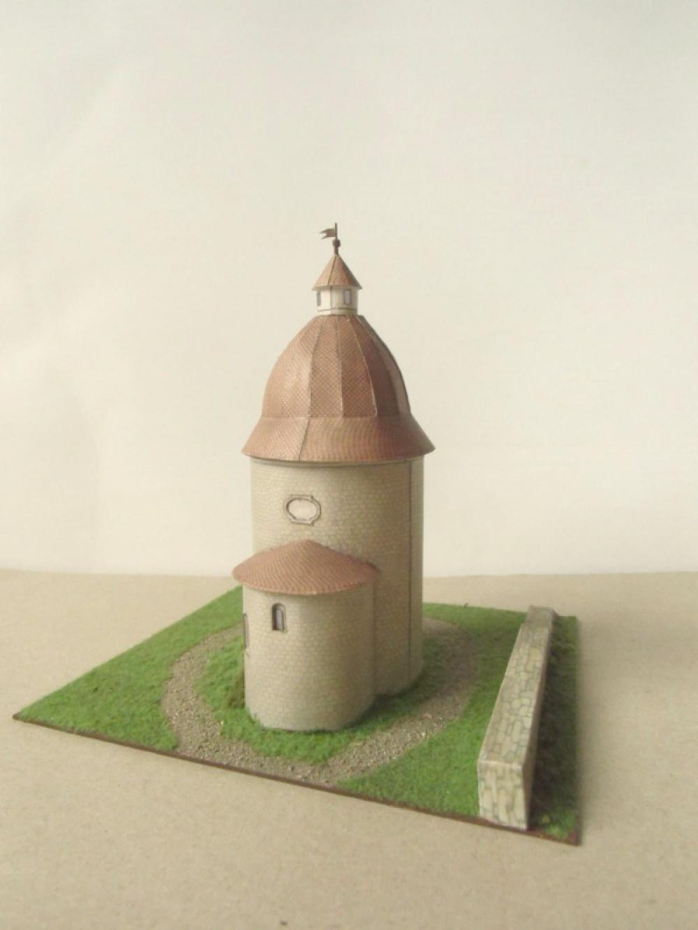 rotunda Sv.Juraja  Skalica