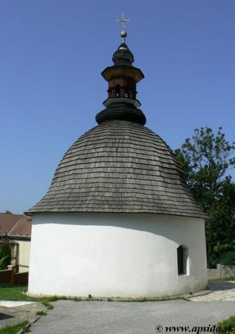 rotunda Sv.Kozmu a Damiána Bijacovce