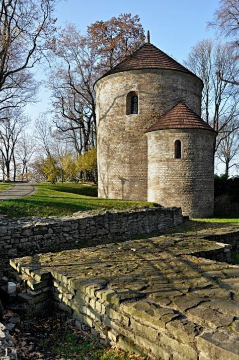 rotunda Sv.Mikuláše a Václava Český Těšín