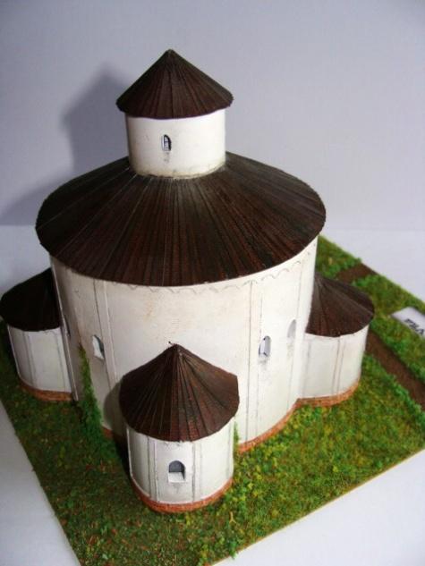 Rotunda Sv.Víta vPraze