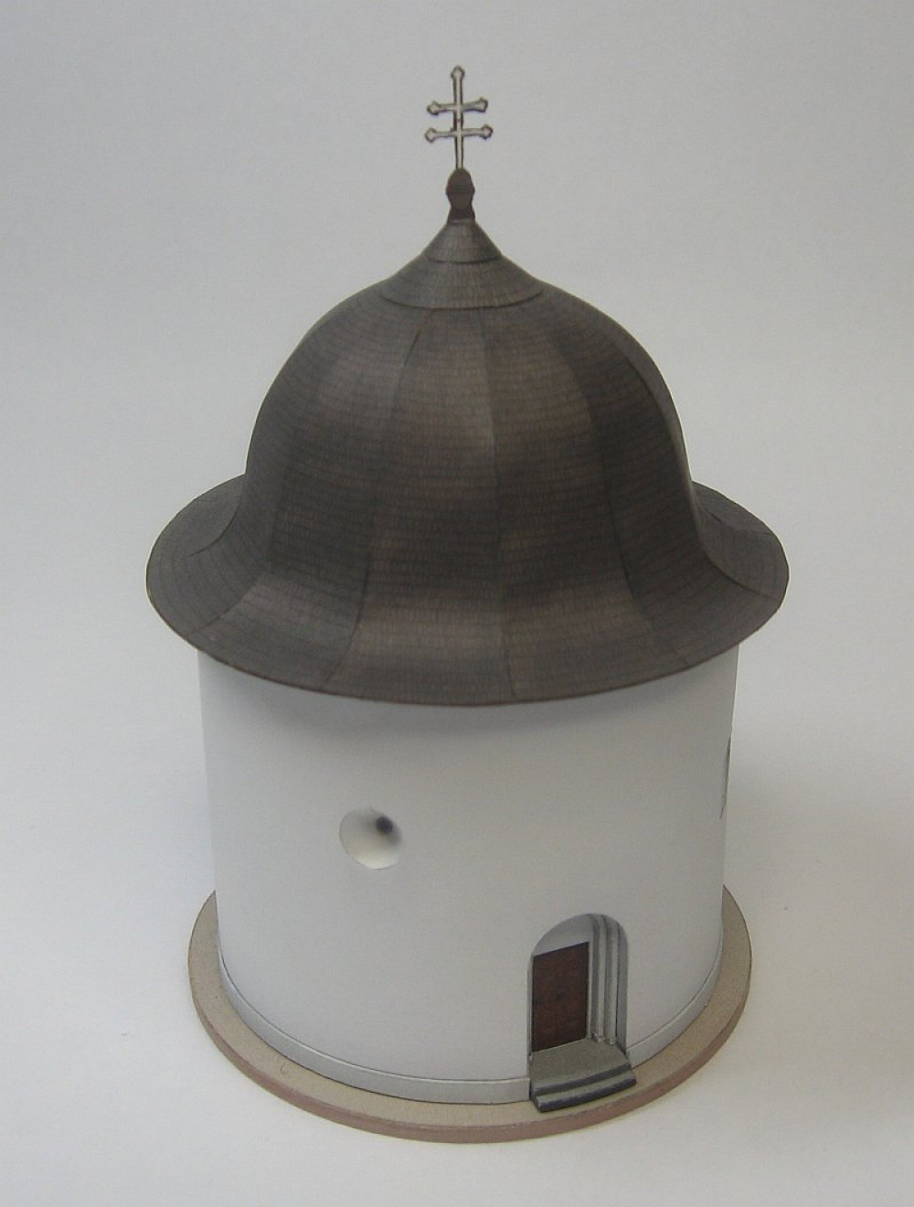 Rotunda dvanástich apoštolov - Bíňa