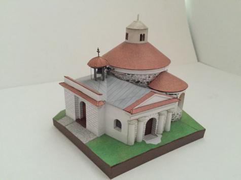 Rotunda Nanebevzetí Panny Marie Plaveč