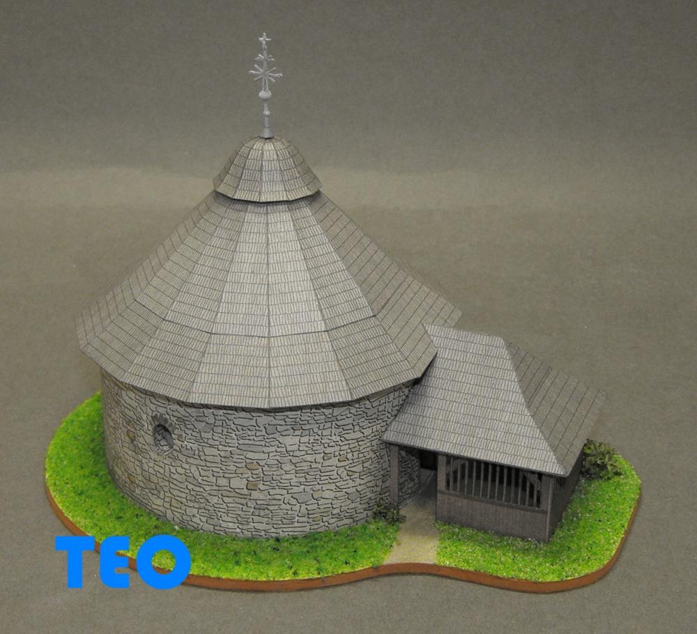 Rotunda svaté Anny Prihradzany