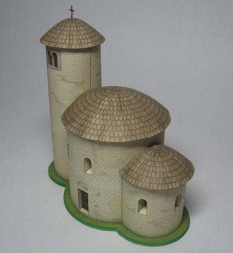 Rotunda svatého Jiří na Řípu