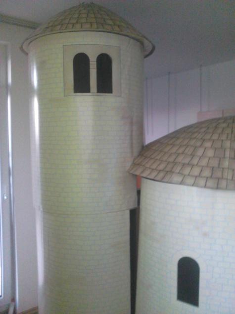 rotunda sv. Jiří na Řípu 1:6