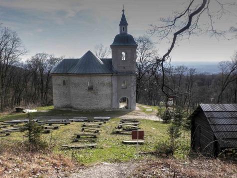 rotunda Sv.Juraja Nitrianská Blatnica