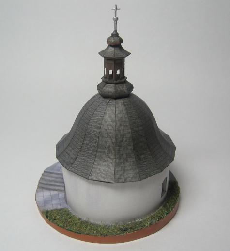 Rotunda sv. Kozmu a Damiána - Bijacovce