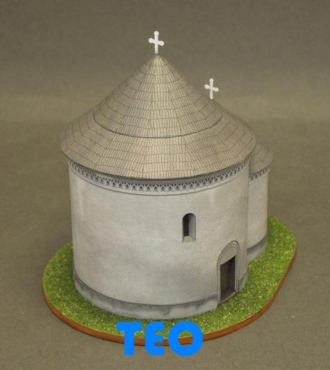 Rotunda Sv. Kríža Križovany nad Dudváhom