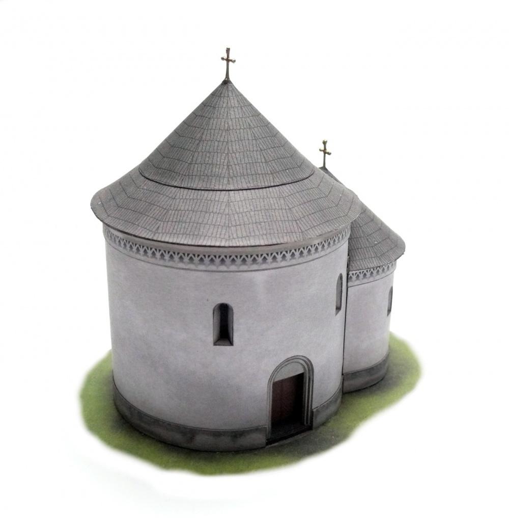 Rotunda sv. Kríža, Križovany n.Dudváhom