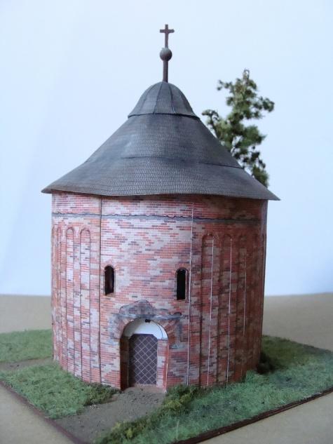 rotunda Sv.Margity Antiochijskej - Šivetice