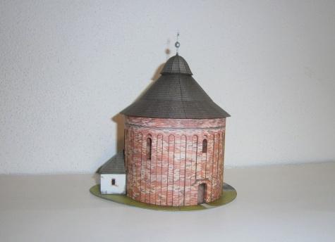 Rotunda sv. Margity Antiochijskej