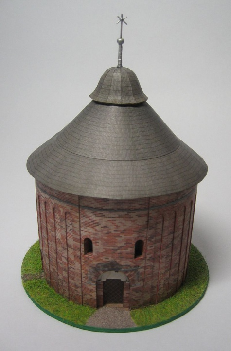 Rotunda sv. Margity Antiochijskej - Šivetice