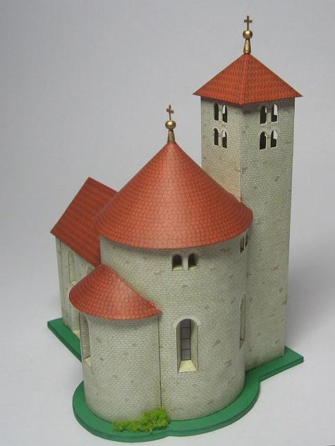 Rotunda sv. Maří Magdaleny - Přední Kopanina