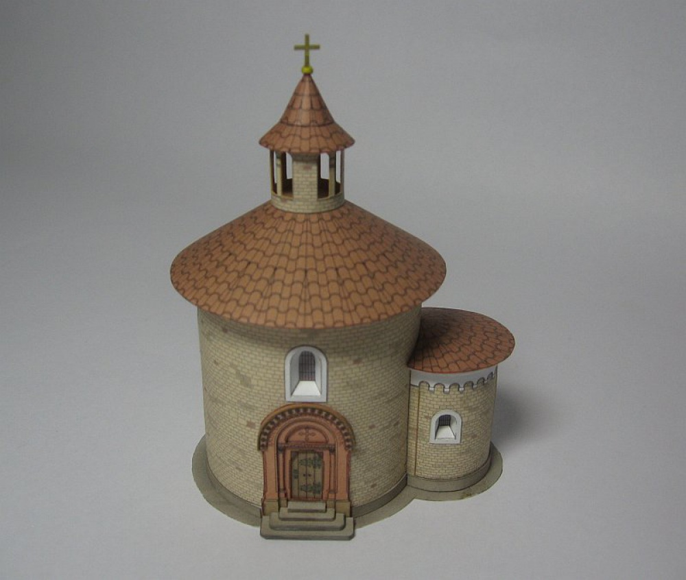Rotunda sv. Martina - Praha