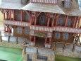 Roubená stavba Mamìnka z Pusteven