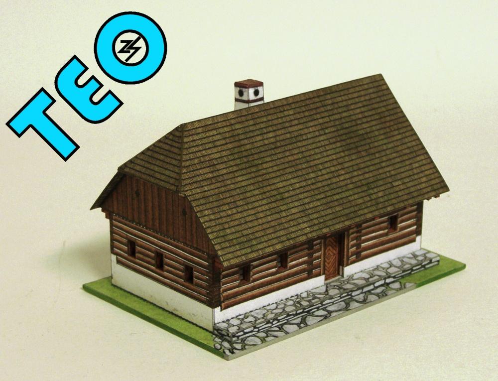 Roubený dům