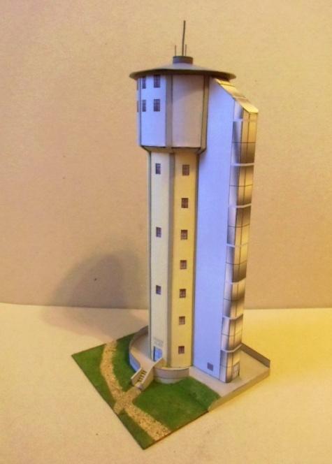 rozhleda Ve věži - Bohumín