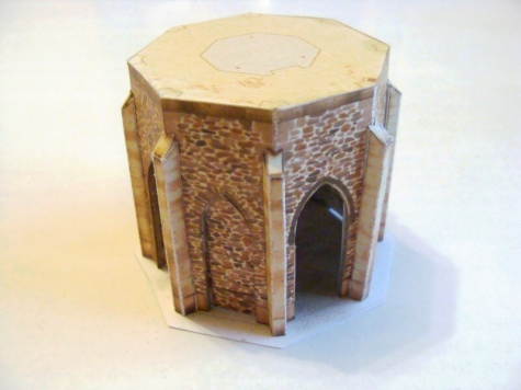 rozhledna Allainova věž