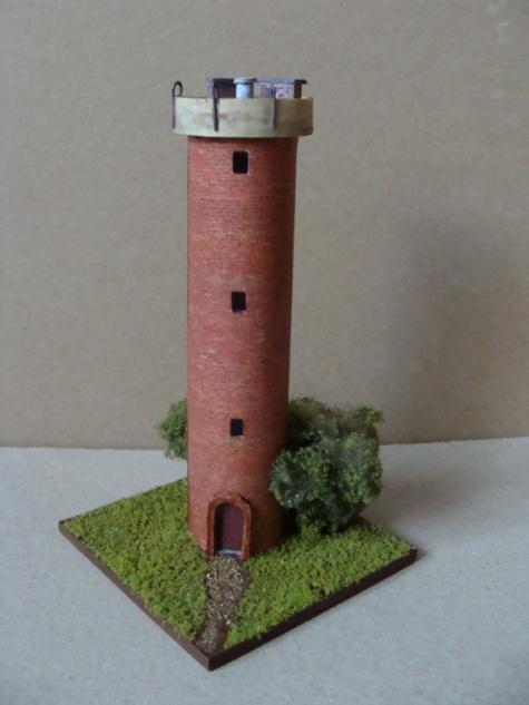 rozhledna Pecný (trigonometrická věž)