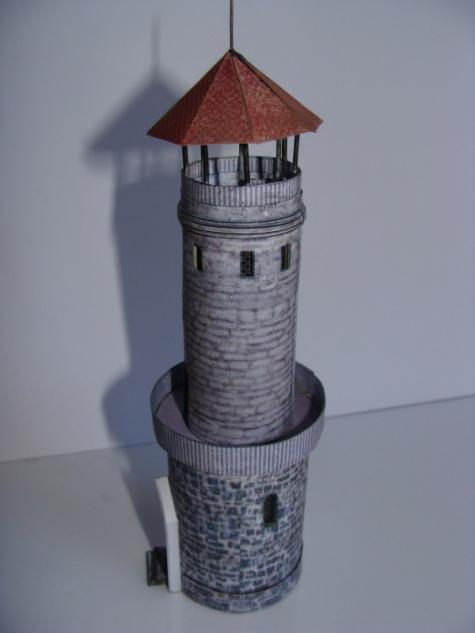 rozhledna Velký Chlum u Děčína