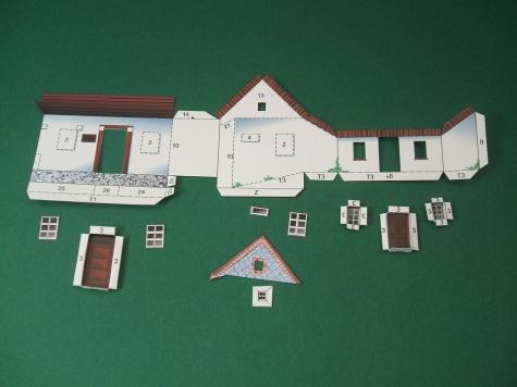 Domek v Jablonném nad Orlicí